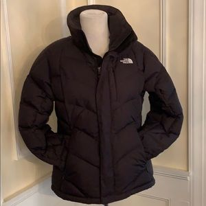 North Face Goose Down Winter Coat